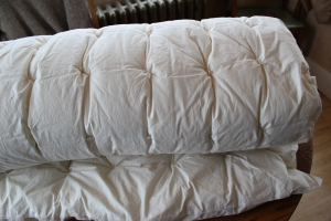 luxury double thick mattress pad