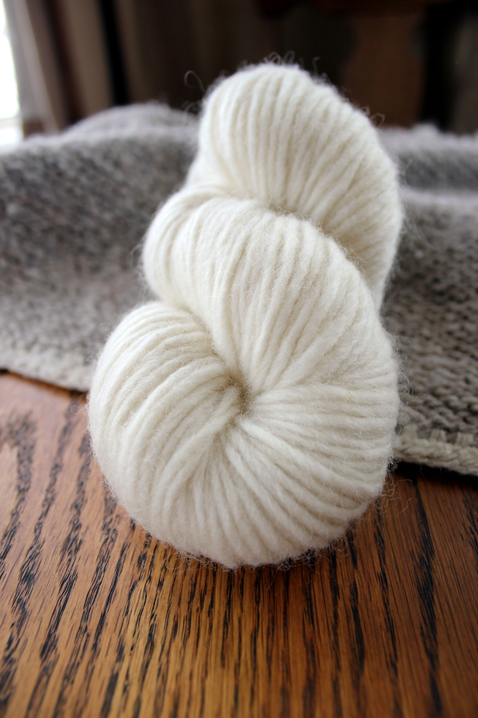 Rousay Station Lopi weight lambs wool
